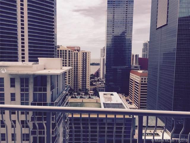 1200 Brickell Bay Dr #2819, Miami, FL 33131 (MLS #A10774162) :: Green Realty Properties