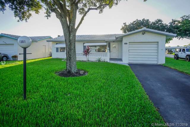 1301 NW 85th Ave, Plantation, FL 33322 (MLS #A10774203) :: The Teri Arbogast Team at Keller Williams Partners SW