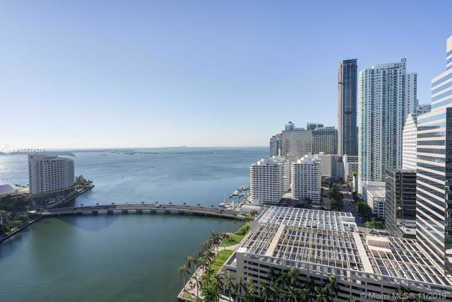 495 Brickell Av #2605, Miami, FL 33131 (MLS #A10774214) :: Castelli Real Estate Services
