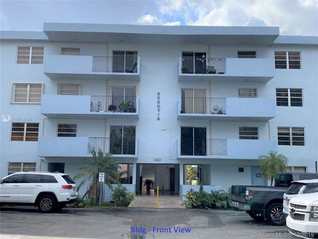 1221 SW 122nd Ave #304, Miami, FL 33184 (MLS #A10774288) :: The Jack Coden Group