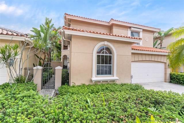 1539 Shoreline Way, Hollywood, FL 33019 (MLS #A10774312) :: The Paiz Group
