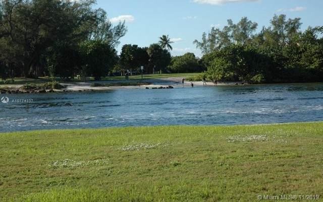 1001 N Riverside Dr #105, Pompano Beach, FL 33062 (MLS #A10774337) :: Dalton Wade Real Estate Group