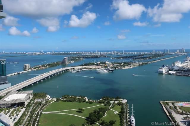 900 Biscayne Blvd #5205, Miami, FL 33132 (MLS #A10774401) :: The Adrian Foley Group