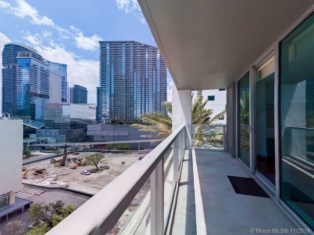 500 Brickell Ave #1410, Miami, FL 33131 (MLS #A10774499) :: The Kurz Team