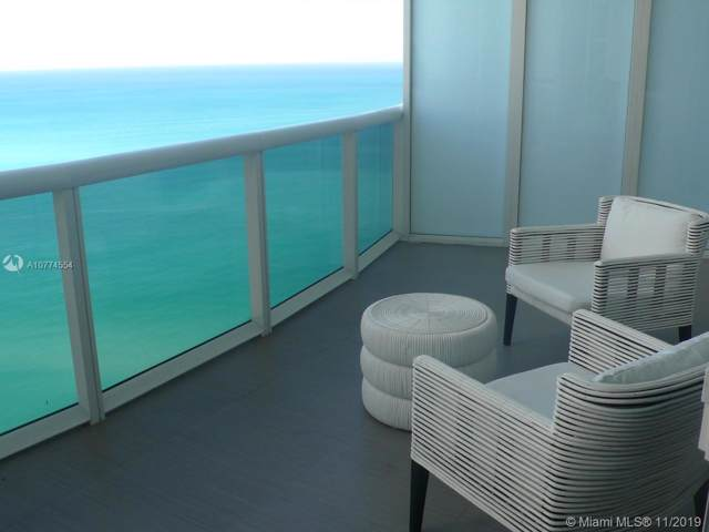 15811 Collins Ave #2503, Sunny Isles Beach, FL 33160 (#A10774554) :: Real Estate Authority