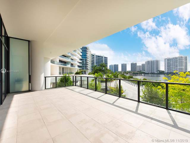 5500 Island Estates Dr Suite 9N, Aventura, FL 33160 (MLS #A10774683) :: The Riley Smith Group