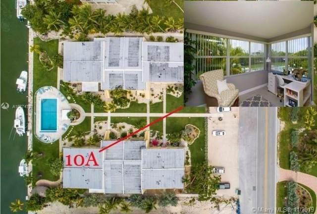593 Sombrero Beach Rd 10A, Other City - Keys/Islands/Caribbean, FL 33050 (#A10774707) :: Real Estate Authority