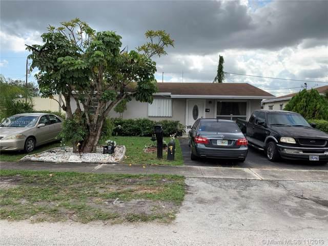 5218 Fletcher St, Hollywood, FL 33021 (MLS #A10774756) :: Green Realty Properties