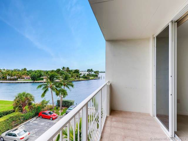 10350 W Bay Harbor Dr 4P, Bay Harbor Islands, FL 33154 (MLS #A10774758) :: The Paiz Group