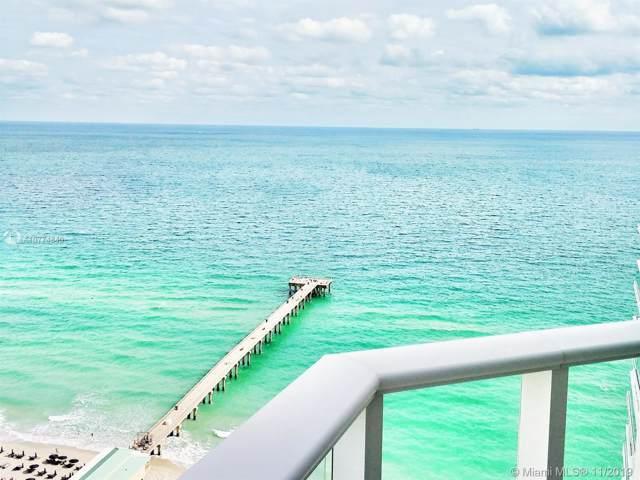 16485 Collins Ave Os34c, Sunny Isles Beach, FL 33160 (MLS #A10774840) :: Berkshire Hathaway HomeServices EWM Realty