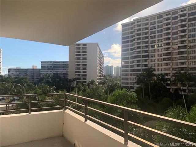 2500 Parkview Dr #614, Hallandale, FL 33009 (MLS #A10774842) :: Berkshire Hathaway HomeServices EWM Realty