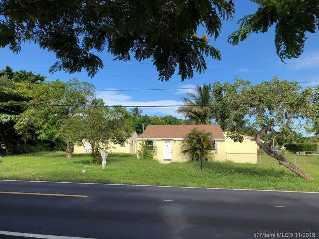 16201 N Miami Ave, Miami, FL 33169 (MLS #A10774855) :: Grove Properties