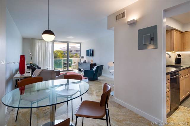 1200 West Ave #310, Miami Beach, FL 33139 (MLS #A10774870) :: Green Realty Properties