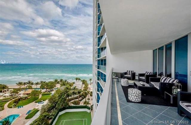 3101 S Ocean Dr #1003, Hollywood, FL 33019 (MLS #A10774891) :: Castelli Real Estate Services