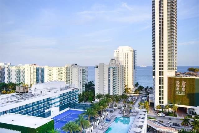 4010 S Ocean Dr #1209, Hollywood, FL 33019 (MLS #A10774897) :: Green Realty Properties