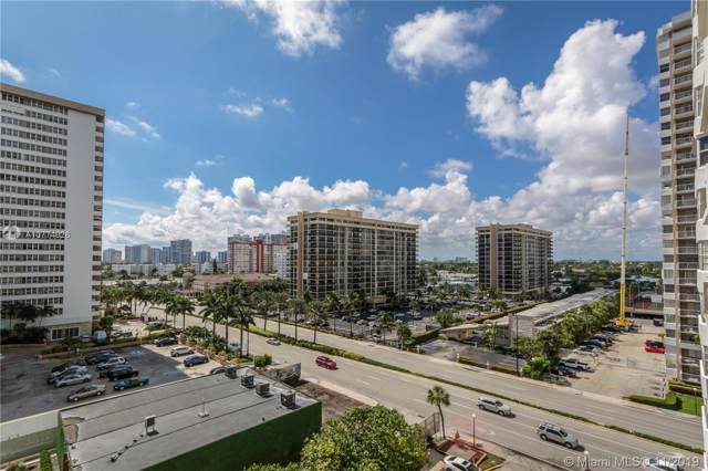 1980 S Ocean Dr 7L, Hallandale, FL 33009 (MLS #A10774928) :: RE/MAX Presidential Real Estate Group