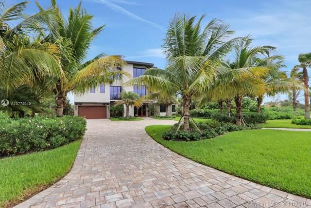 7900 S Ocean Dr, Jensen Beach, FL 34957 (MLS #A10774949) :: Green Realty Properties