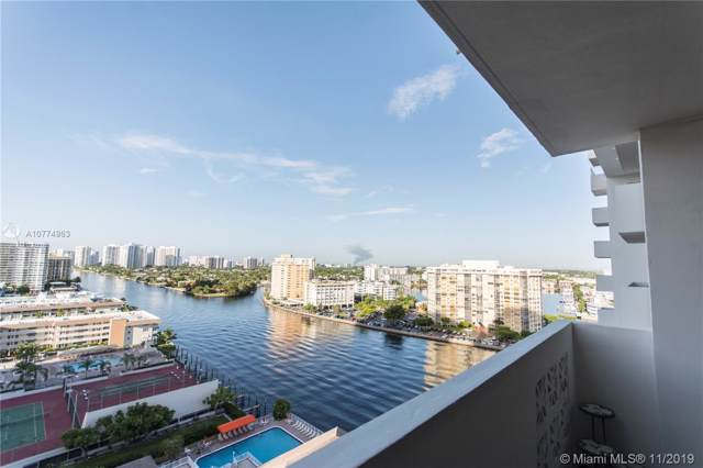 1833 S Ocean Dr #1608, Hallandale, FL 33009 (MLS #A10774963) :: RE/MAX Presidential Real Estate Group