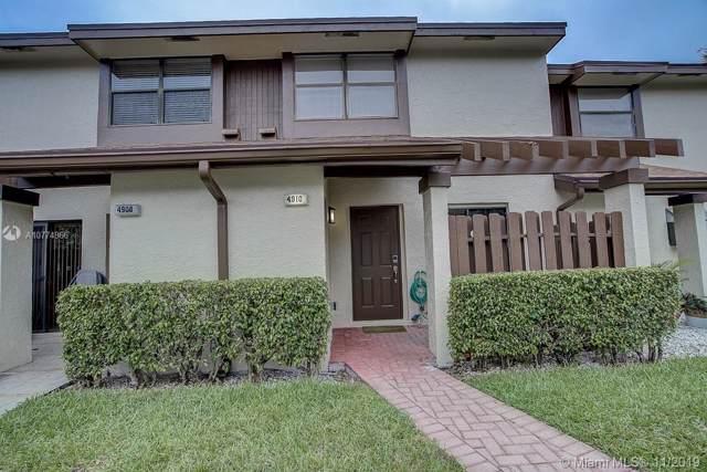 4910 NW 82nd Ave #2005, Lauderhill, FL 33351 (MLS #A10774966) :: Berkshire Hathaway HomeServices EWM Realty