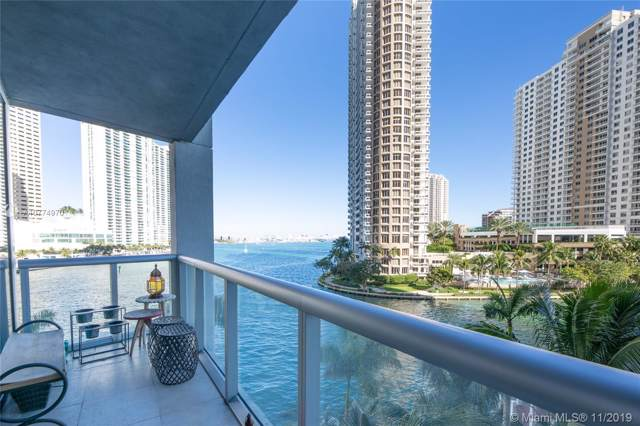 465 NE Brickell Ave #501, Miami, FL 33131 (MLS #A10774970) :: Prestige Realty Group