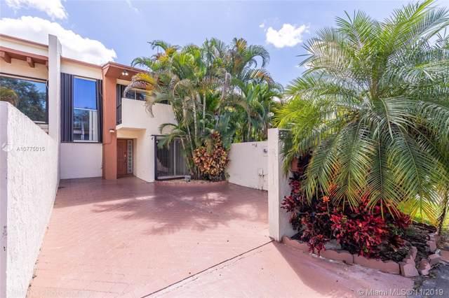 7861 SW 106th Ave #7861, Miami, FL 33173 (MLS #A10775015) :: Berkshire Hathaway HomeServices EWM Realty