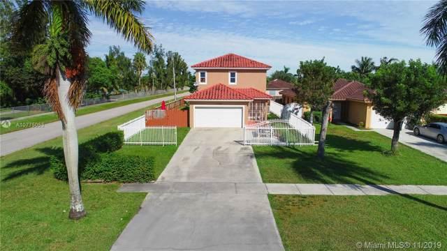 896 SW 7th St, Florida City, FL 33034 (MLS #A10775053) :: The Adrian Foley Group