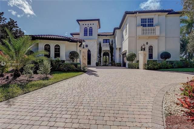 3230 Hunter Road, Weston, FL 33331 (MLS #A10775066) :: Green Realty Properties