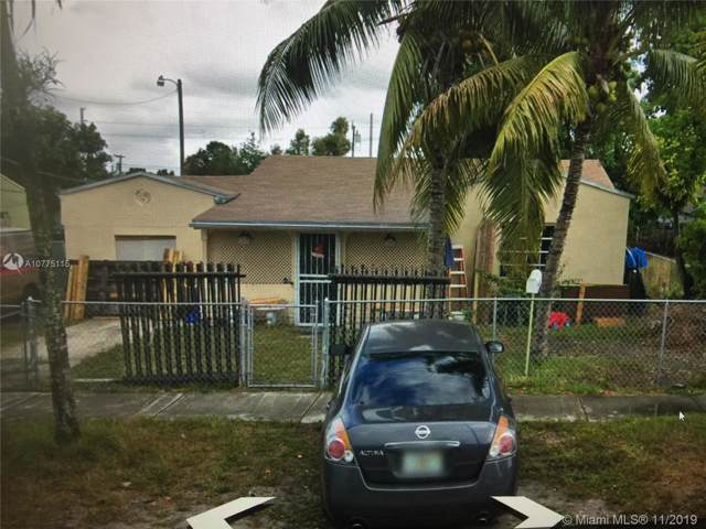 2435 NW 87th St, Miami, FL 33147 (MLS #A10775115) :: The Jack Coden Group