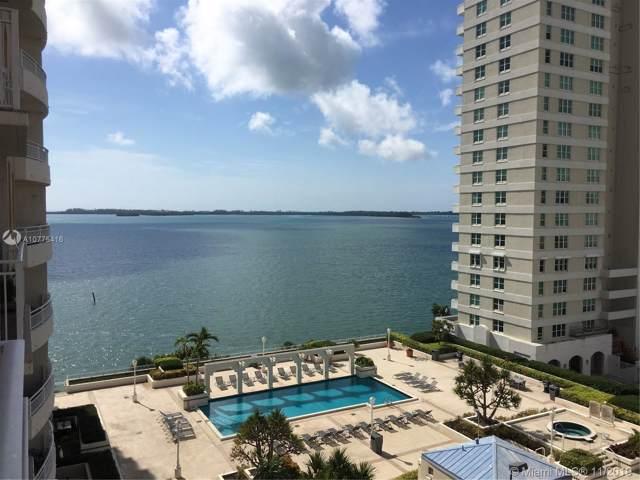 770 Claughton Island Dr #1004, Miami, FL 33131 (MLS #A10775416) :: Berkshire Hathaway HomeServices EWM Realty