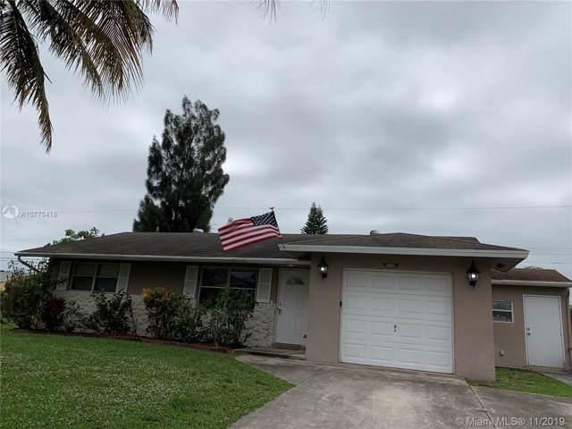 3562 Quentin Ave, Boynton Beach, FL 33436 (#A10775418) :: Real Estate Authority