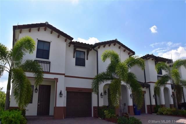 8839 NW 103rd Pl #8839, Doral, FL 33178 (MLS #A10775502) :: Berkshire Hathaway HomeServices EWM Realty