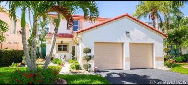18430 NW 18th St, Pembroke Pines, FL 33029 (#A10775552) :: Real Estate Authority