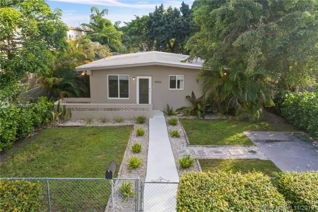 5906 SW 66th St, South Miami, FL 33143 (MLS #A10775600) :: Berkshire Hathaway HomeServices EWM Realty