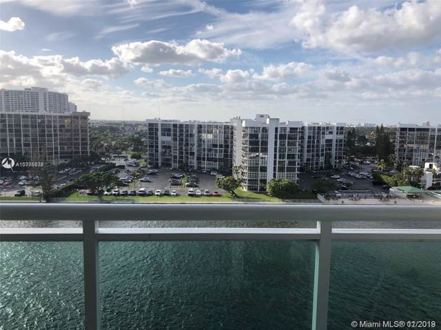 3000 S Ocean Dr #912, Hollywood, FL 33019 (MLS #A10775632) :: Berkshire Hathaway HomeServices EWM Realty