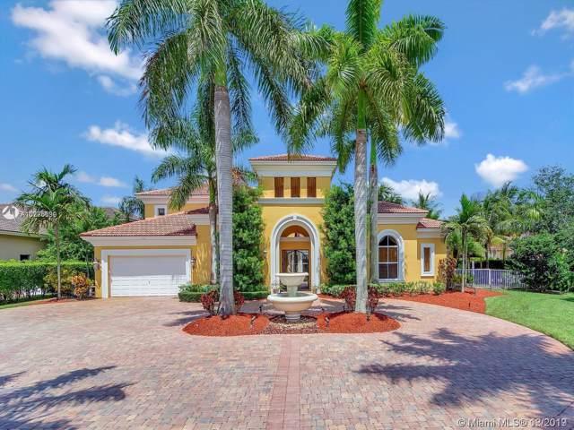 505 W Enclave Cir, Pembroke Pines, FL 33027 (MLS #A10775639) :: Albert Garcia Team