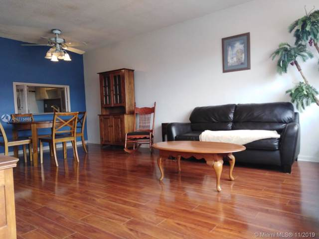 329 SE 3rd St 401P, Hallandale, FL 33009 (MLS #A10775665) :: Berkshire Hathaway HomeServices EWM Realty