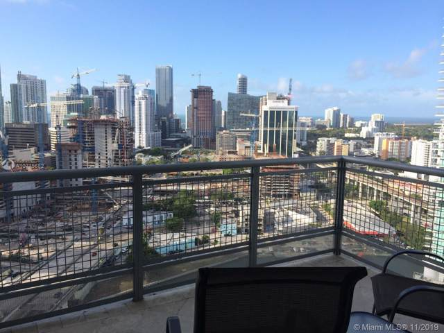 350 S Miami Ave #2912, Miami, FL 33130 (MLS #A10775682) :: The Adrian Foley Group