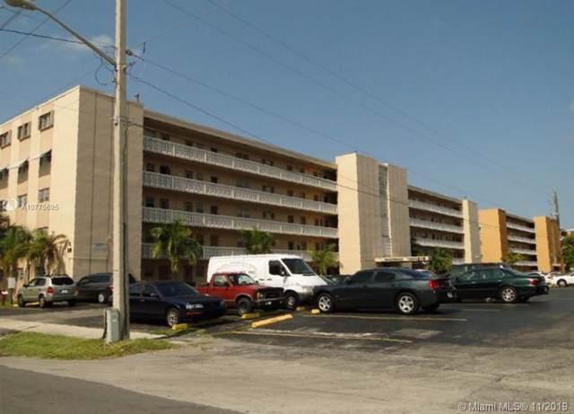 218 NE 12th Ave #208, Hallandale, FL 33009 (MLS #A10775695) :: Patty Accorto Team