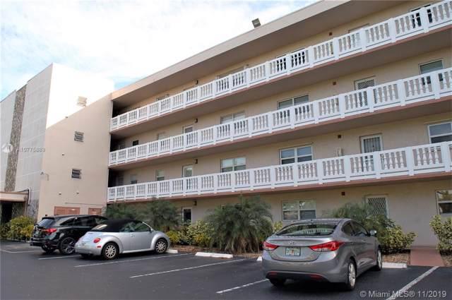 314 SE 10th St #205, Dania Beach, FL 33004 (MLS #A10775889) :: The Jack Coden Group