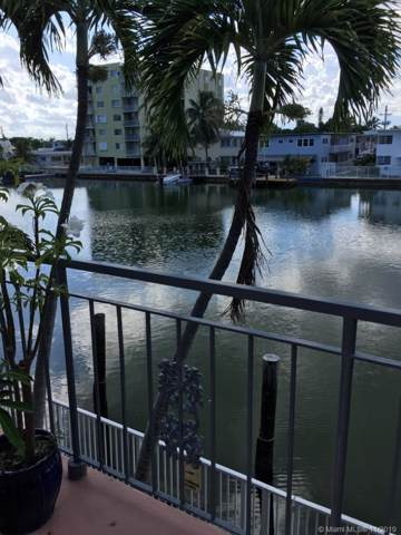 8040 S Tatum Waterway Dr 14A, Miami Beach, FL 33141 (MLS #A10775901) :: The Paiz Group