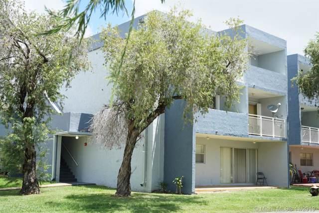 9365 Fontainebleau Blvd E206, Miami, FL 33172 (MLS #A10775925) :: Berkshire Hathaway HomeServices EWM Realty