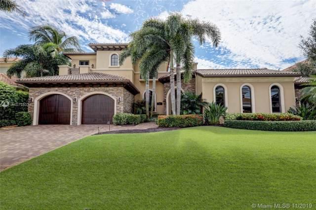 684 Hermitage Circle, Palm Beach Gardens, FL 33410 (MLS #A10776034) :: Green Realty Properties