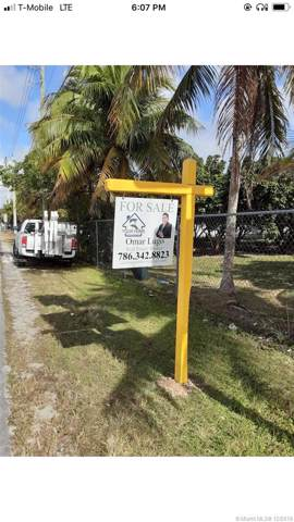 24351 SW 124th Ave, Homestead, FL 33032 (MLS #A10776066) :: Berkshire Hathaway HomeServices EWM Realty