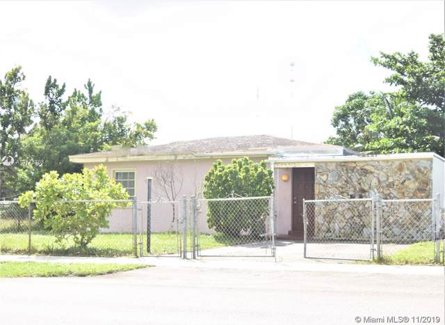 24 Miami Gardens Rd, West Park, FL 33023 (MLS #A10776208) :: RE/MAX Presidential Real Estate Group