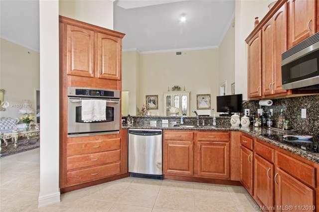16102 Emerald Estates Dr #109, Weston, FL 33331 (MLS #A10776217) :: Green Realty Properties
