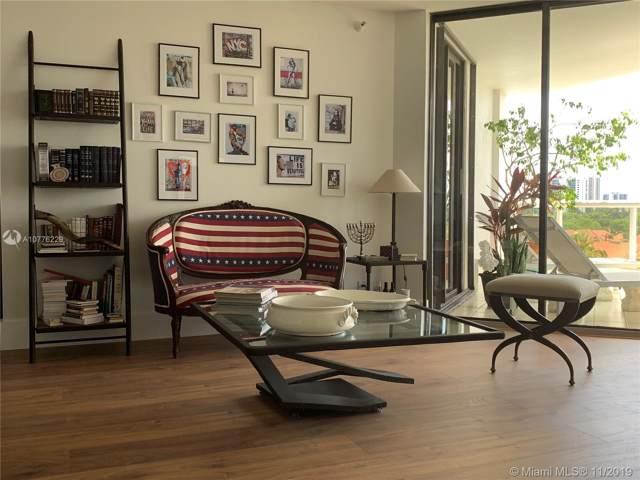3610 Yacht Club Dr #612, Aventura, FL 33180 (MLS #A10776229) :: Green Realty Properties