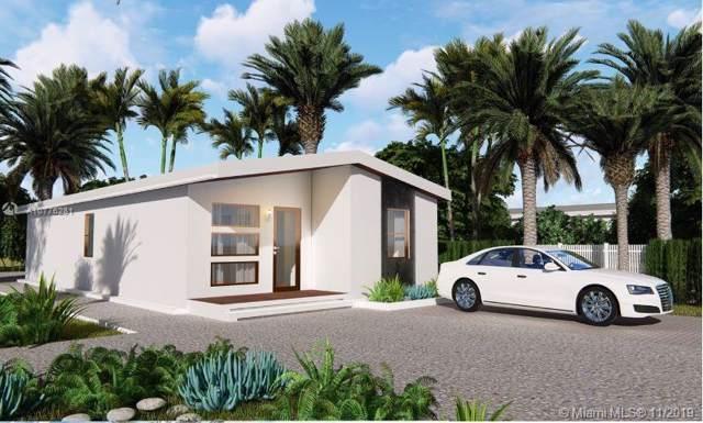 421 NW 15th Way, Fort Lauderdale, FL 33311 (#A10776281) :: Dalton Wade