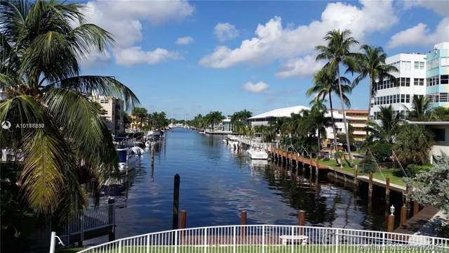2815 NE 33rd Ave #205, Fort Lauderdale, FL 33308 (MLS #A10776289) :: The Howland Group