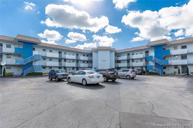 1400 Tallwood Ave #204, Hollywood, FL 33021 (MLS #A10776354) :: RE/MAX Presidential Real Estate Group