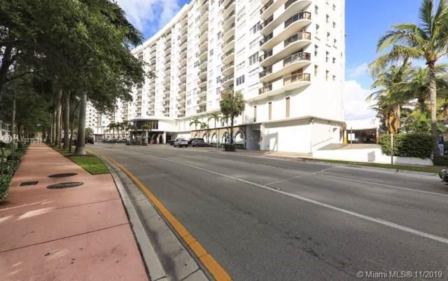 6039 Collins Ave #406, Miami Beach, FL 33140 (#A10776494) :: Dalton Wade